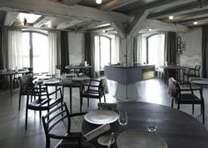 "This is the Noma restaurant. It has been named ""World's Best Restaurant"" this year and it's located in Copenhagen."