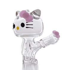 Image of Hello Kitty Oil Rig with Pink Bows!