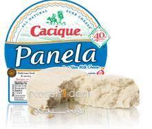 پنیر پانلا  پانلا که با نام کوئسو کاناستا یا لا کاناستا به معنای پنیر سبد نیز شناخته می شود نوعی پنیر کلبه مکزیکی است که از شیر پاستوریزه گاو تهیه می شود. پانلا پنیری نرم و تازه است که شبیه به پنیر هندی میباشد.