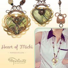 Heart of Michi by Popnicute