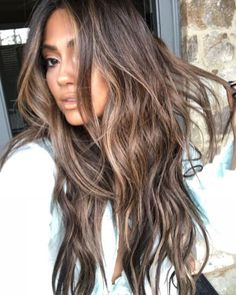 Gorgeous Spring Hair Color Ideas For Brunette 05