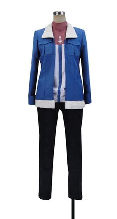 Dreamcosplay Anime Akame Ga Kill! Jaeger Wave Uniform Cosplay Costume >>> You can find out more details at the link of the image.