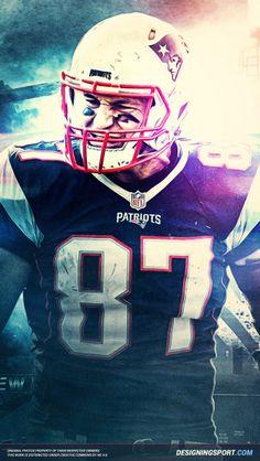 Designing Sport — Rob Gronkowski, New England Patriots