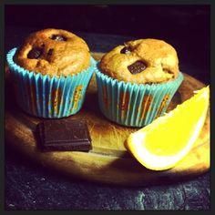 #Christmas #muffins #chocolate #orange :*