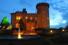 tripbucket | Dream: Stay at Dromoland #Castle, County Clare, Ireland