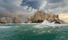 Cabo San Lucas, Baja California Sur, Mexico.  Pic: Mexico en Imagen