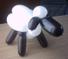 No one ever asks for a sheep, but here's an idea, just in case. :)