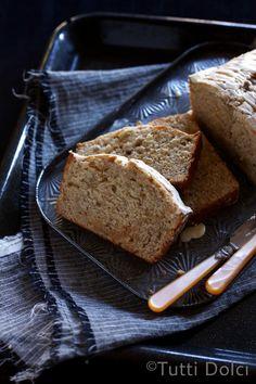Roasted Banana & Dulce de Leche Cake | Tutti Dolci