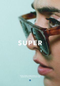 Ad: retrosuperfuture glasses company