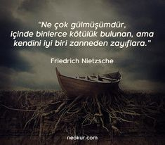 Güzel özlü sözler Friedrich Nietzsche, Romantic Wedding Vows, Philosophical Quotes, Movie Lines, Life Words, Good Notes, S Word, Meaningful Words, Wise Quotes
