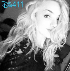 Photo: Peyton List Natural Hair Cutie February 5, 2014