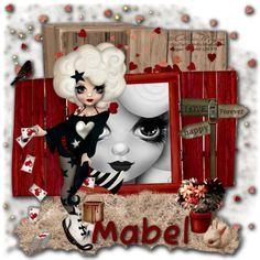Mabel'Tags Creations: Tag Nº 383 Enero 2014