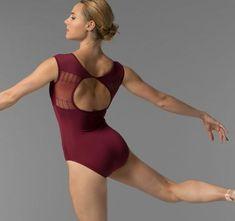 Pre-order Sara Mearns So Danca Bodysuit RDE-175 Microfiber Avail 5 Colors