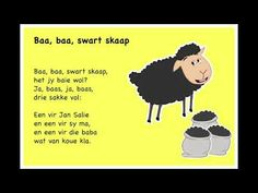 Kinderrympies in Afrikaans Quotes Dream, Life Quotes Love, Rhymes Songs, Kids Songs, Napoleon Hill, Teaching Activities, Preschool Learning, Robert Kiyosaki, Tony Robbins