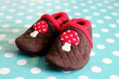 Tutorial zapatos bebe