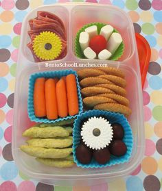 Quick and easy school lunch. @easylunchboxes