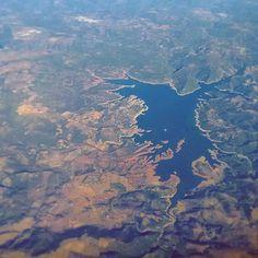 Aerial view Sardinia  #landscape #sardinia #water #aerial #italy