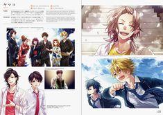 BEST OF BISHONEN: Most Updated Boys Illustrations from Japanese Comics and Games #Yamako #Bishonen #Ikemen #BL #BoysLove #Animation #Manga