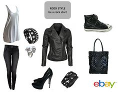 MONICA SIRANI - Personal Shopper & Style Consultant: ROCK STYLE. Be a rock star!