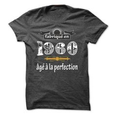 FABRIQU EN 1960 T-SHIRTS, HOODIES (23.99$ ==► Shopping Now) #fabriqu #en #1960 #shirts #tshirt #hoodie #sweatshirt #fashion #style