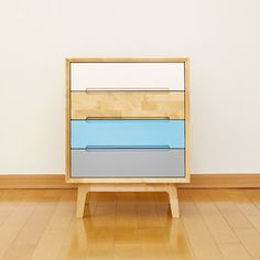 Ardium 4-color eco firendly drawer