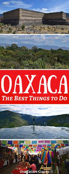 Heading to Oaxaca, Mexico? Check what to eat, where to go, and everything you need to do in Oaxaca! #méxico #oaxaca #travel