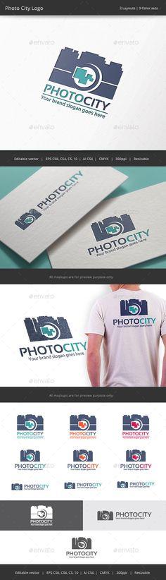 Photo City Camera Logo