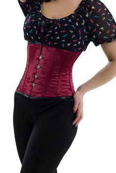Wearing Corsets Every Day - Sarah Chrisman - YouBeauty.com