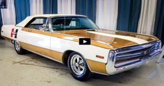 The Only One Convertible 1970 Chrysler 300 Hurst