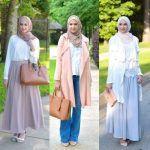 Hijabi fashion Bloggers Street looks
