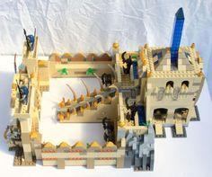 Temple of Amset Ra: A LEGO® creation by Gabriel Thomson : MOCpages.com