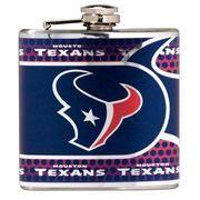 #NFLShop.com - #NFLShop.com Houston Texans Silver 6oz. Stainless Steel Hip Flask - AdoreWe.com