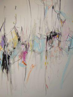 Saatchi Online Artist: Mary Ann Wakeley; Mixed Media, 2013, Painting Tarantella