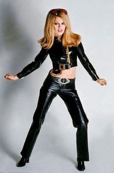 Brigitte Bardot in 1968. Photos by Ghislain Dussart.