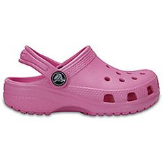 e65fef2bf24ff Crocs Girl's Classic Clog Carnation Ankle-High Flat Shoe - 10M Crocs Clogs,  Flats