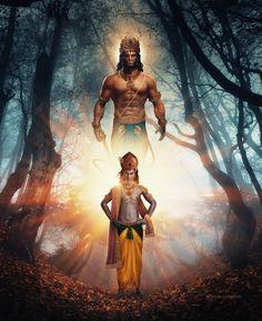 Lord Hanuman and Lord Rama Hanuman Ji Wallpapers, Lord Krishna Wallpapers, Hanuman Images, Lord Krishna Images, Shri Ram Wallpaper, Rama Lord, Lord Rama Images, Hanuman Chalisa, Lord Shiva Painting