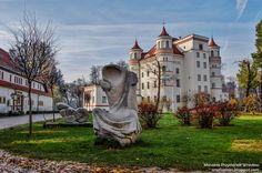 Przystanek Wrocław: Pałac w Wojanowie