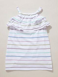 Jersey Flounce Dress by Egg, on sale now!