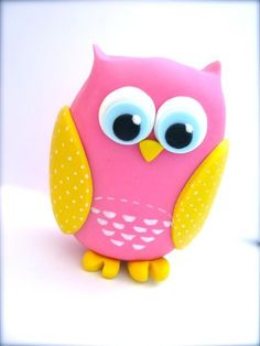 fondant owl - Google-søgning