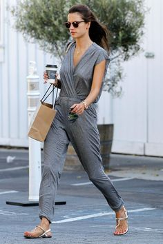 Alessandra Ambrosio - Best Dressed Celebrities This Week: 8 June | Harper's Bazaar