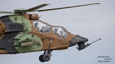 FAMET Eurocopter EC-665 Tigre HAD (HA.28-07-10008 / ET-707)
