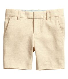 Dress shorts | Product Detail | H&M  Page boy shorts