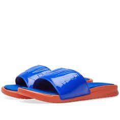 Nike Benassi JDI Ultra Lux W Vintage Coral   Racer Blue 1 Korál db3f370159c