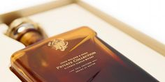 Johnnie Walker and Son's Private Collection Limited Release – 2016 Edition (The Dieline) Innovation News, Creativity And Innovation, Label Design, Branding Design, Package Design, Its A Mans World, Luxury Packaging, Print Packaging, Scotch Whisky