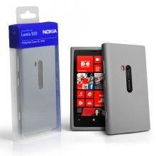 Funda Lumia 920 - Original soft cover gris  $ 143,90