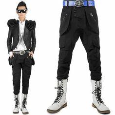 Cyberpunk Clothing Men