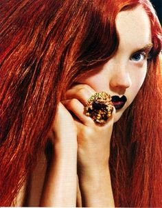 Lily - lily-cole Photo