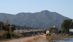 Waterfront bike path, Sausalito - Marin County, CA