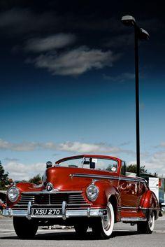 Hudson Commodore Eight