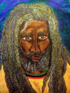 SALOMAO Marker Painting Primitive black folk by StaceyTorresART -- $297.00  Enjoy a 10% discount (off total order) on this drawing, or any item in my Etsy Store. Click on the link, and when you are ready to checkout, simply add the following 10% Off COUPON CODE: STA2014   Happy Holidays!